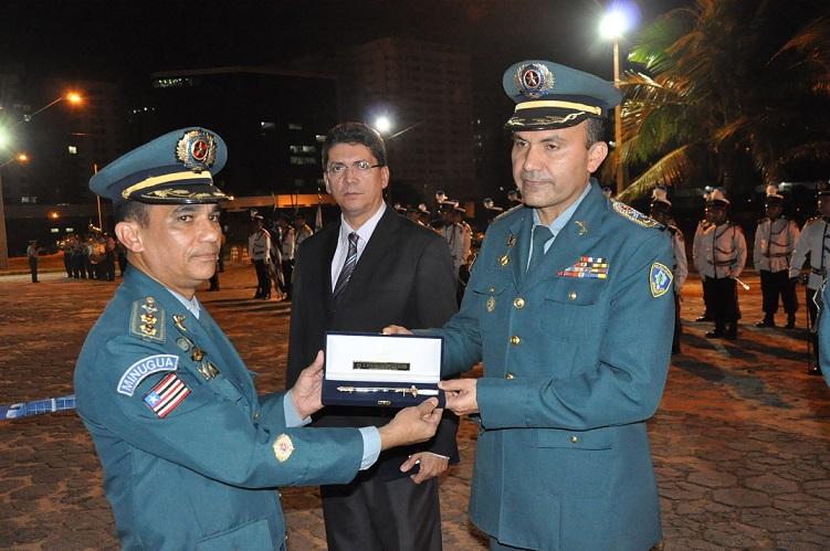 4 Coronel Alves é homenageado na APMGD