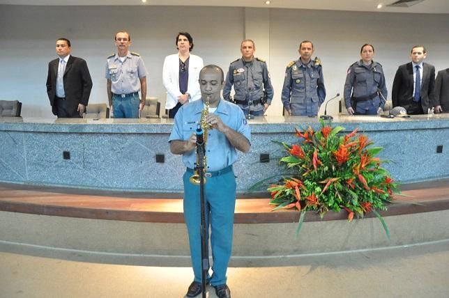 5 Várias autoridades participaram do evento