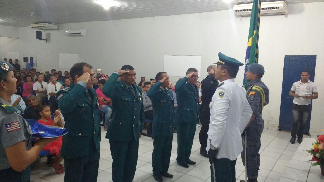 policiais condecorados