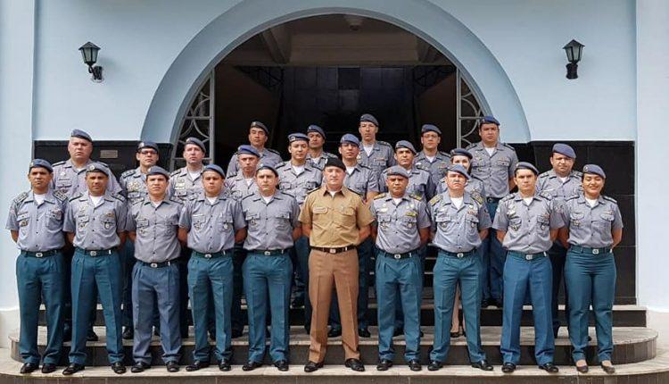 Capitães do PMMA realizam visita técnica a Polícia Militar de Minas Gerais