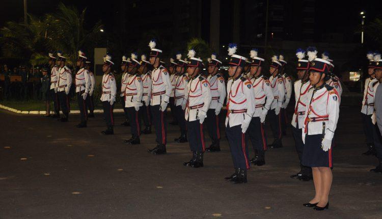 PMMA realiza 23ª formatura de entrega do Espadim Tiradentes