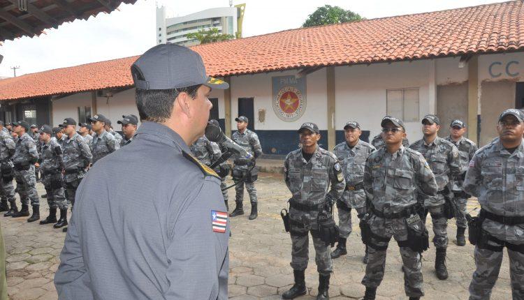 Batalhão de Polícia de Choque da PMMA comemora 32 anos de existência