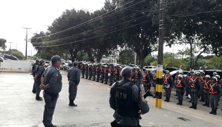 Via Sacra tem policiamento reforçado na  37ª edição do evento no Anjo da Guarda