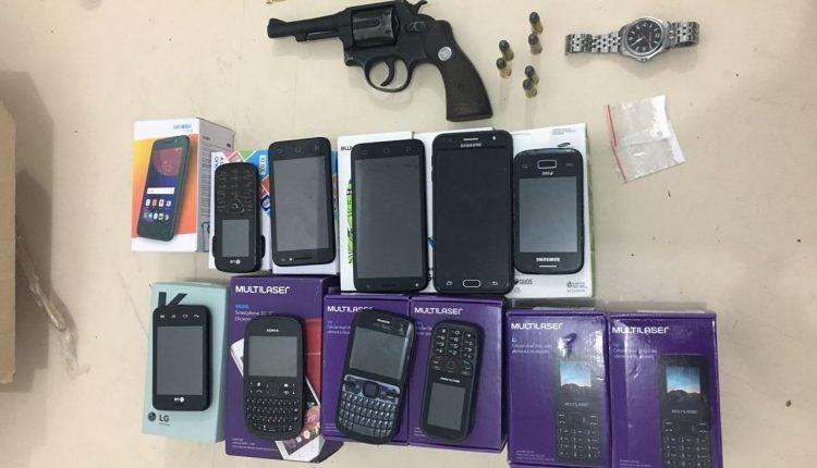 3º BPM apreende armas de fogo e prende suspeitos de praticarem assaltos no município de Itinga – MA