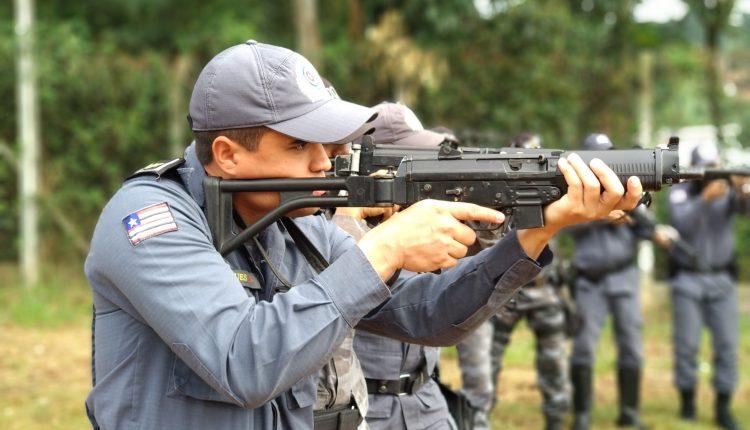 39 Policiais Militares da PMMA concluem estágio na ROTA de São Paulo