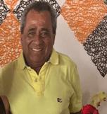 Convite para Missa de 7º dia de falecimento do coronel PM Carlos Augusto Siqueira