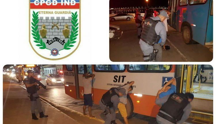 CPGD REALIZA OPERAÇÃO RESTAURAÇÃO NO CENTRO DE SÃO LUÍS