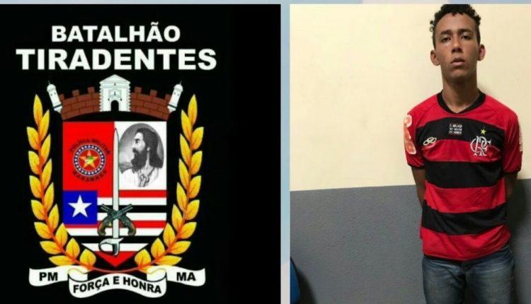 BATALHÃO TIRADENTES REALIZA OPERAÇÃO E APREENDE ARMAS