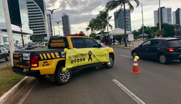 BPRV realiza mais uma ação educativa de trânsito na capital maranmhense
