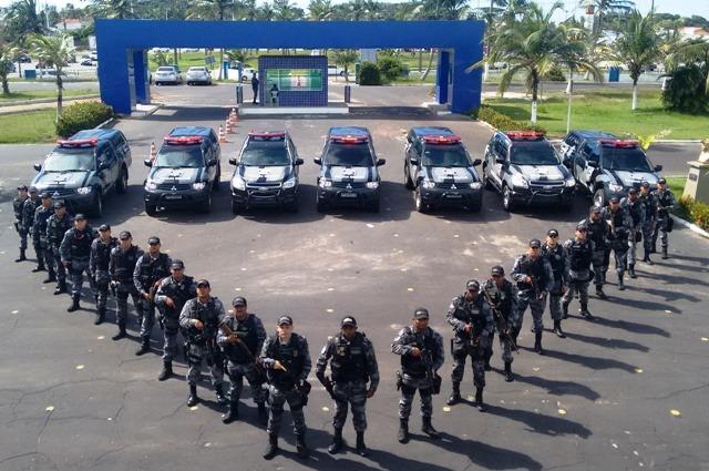 """POLÍCIA MILITAR DO MARANHÃO REALIZA """"OPERAÇÃO TIRADENTES II"""" EM TODO ESTADO"""