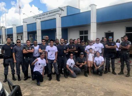 PMMA REALIZA I CORRIDA RÚSTICA DE INTEGRAÇÃO COMUNITÁRIA NO POLO COROADINHO