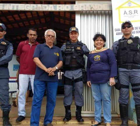 PMMA e Rotary Club promovem Ação Social no Bairro Rio Grande