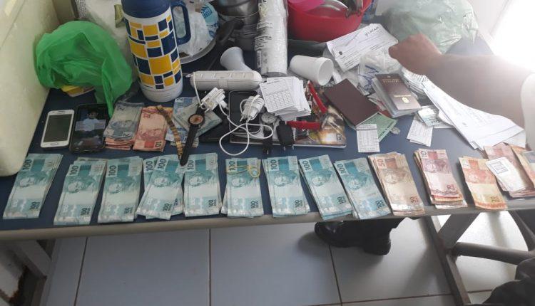 Policiais Militares do 29º BPM prendem colombianos suspeitos de agiotagem em Zé Doca-MA
