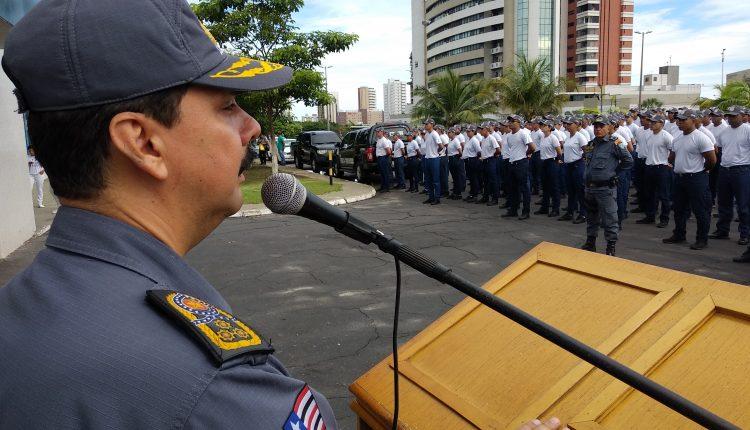 Comandante Geral agradece a participação dos PM's na Operação Tiradentes 2018