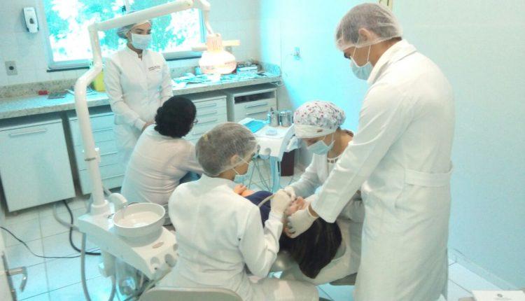Centro Odontológico da PM atende pacientes com necessidades especiais