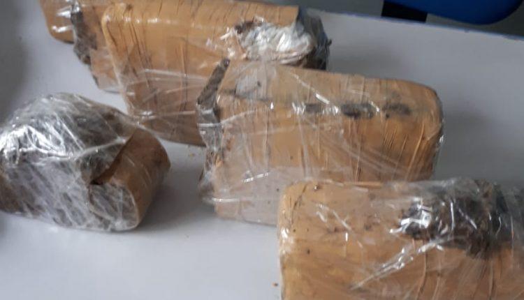 Inteligência da PMMA prende homem com drogas em São José de Ribamar