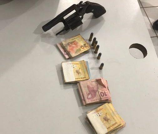 PMMA retira de circulação mais duas armas de fogo em São Luís
