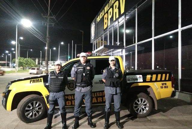 BPRV promove ação educativa de trânsito em São Luís