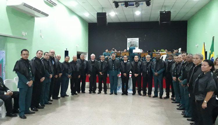 Acadêmicos imortais da AMCLAM são diplomados em São Luís-MA