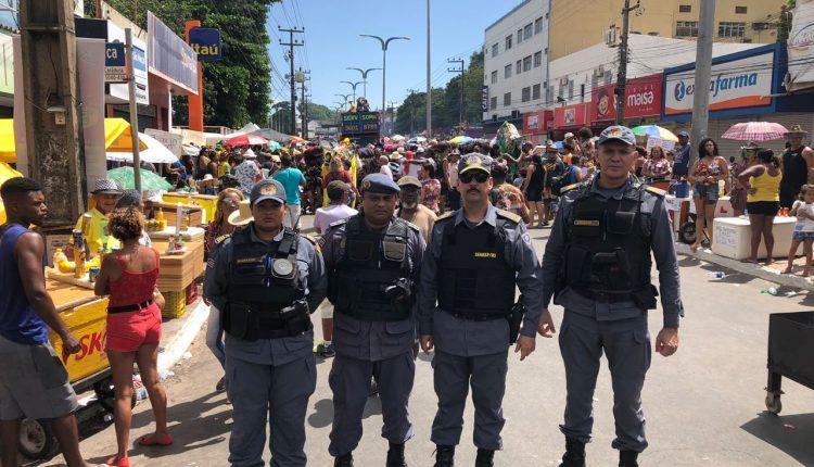 Polícia Militar garante segurança no tradicional festejo de São Marçal