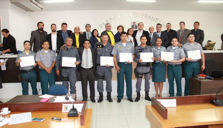Policiais militares do PROERD em Imperatriz são homenageados