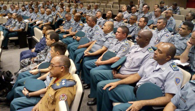 AULA INAUGURAL DO 9º CURSO DE HABILITAÇÃO DE OFICIAIS DA ADMINISTRAÇÃO E ESPECIALISTAS