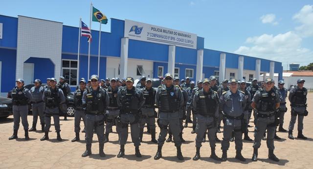 Ações do 6º BPM incidem em 91 prisões, 68 apreensões de armas de fogo e apreensão de entorpecentes