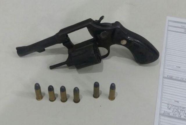 Homem é preso acusado de cometer assalto a posto de gasolina em Pedrinhas
