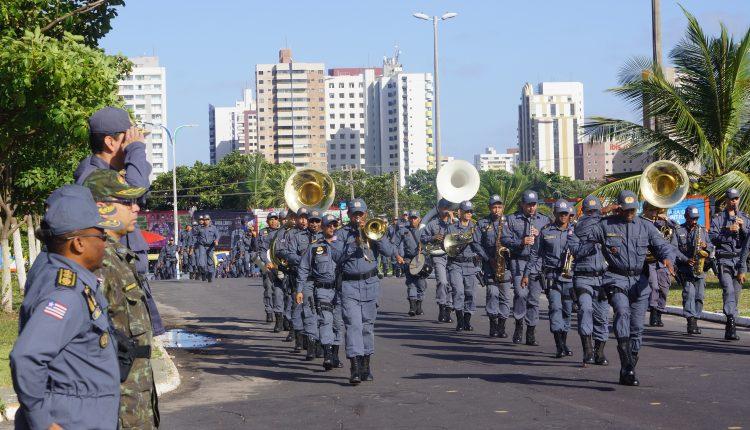 PMMA realiza Formatura Geral em São Luís