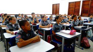 Colégios Militares da PMMA se destacam no ensino e estão no topo do ranking do IDEB