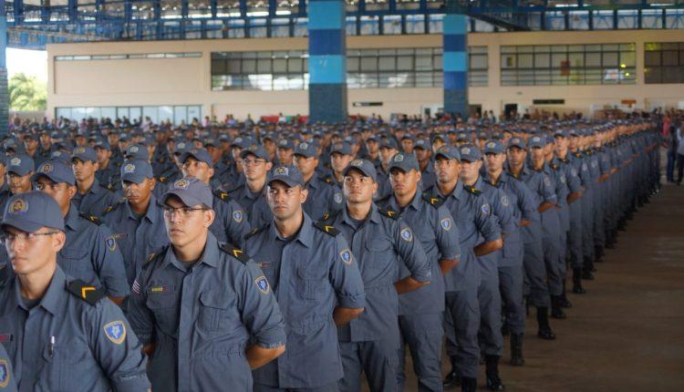 Segurança do Maranhão ganha reforço de 1.105 novos policiais militares
