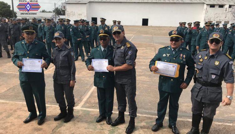 CONCLUSÃO DO CURSO ESPECIAL DE FORMAÇÃO DE SARGENTOS – CEFS/2018.II