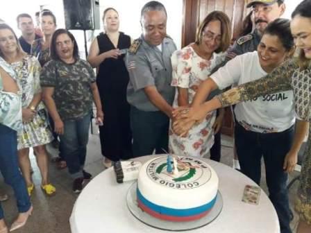 Colégio Militar Tiradentes I completa 12 anos de criação