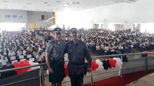 Proerd forma mais de 2 mil alunos em São Luís