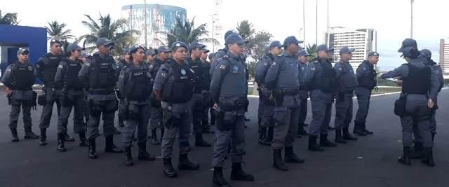 Polícia Militar reforça patrulhamento em toda a Região Metropolitana com Operação Réveillon 2019