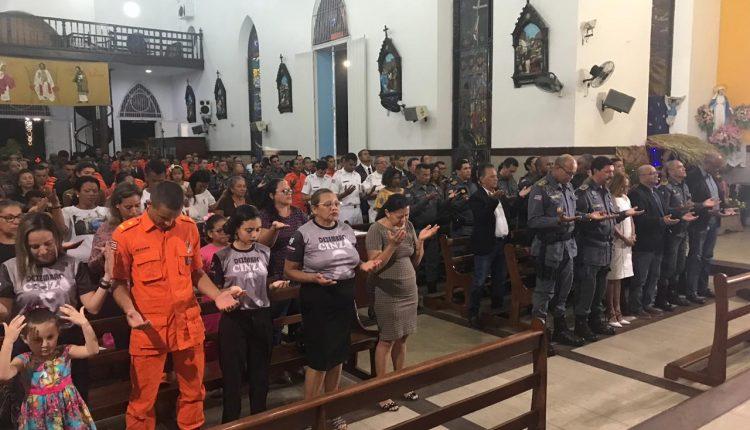 Culto ecumênico é realizado no santuário de São José de Ribamar.