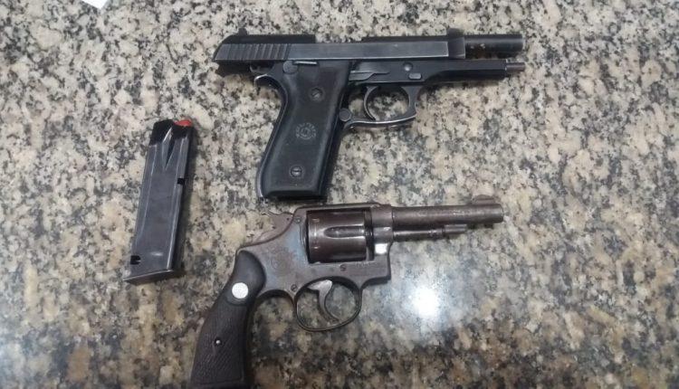POLÍCIA MILITAR PRENDE CRIMINOSOS POR TENTATIVA DE HOMICÍDIO EM GRAÇA ARANHA