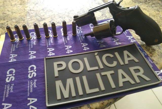 PM's do 2º BPM retiram de circulação mais uma arma de fogo na região de Caxias