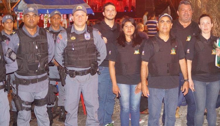 BPTUR e Juizado da Infância realizam operação no Centro Histórico de São Luís