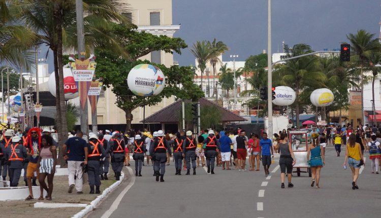 Polícia Militar organiza operação de segurança para o Carnaval de Todos 2019
