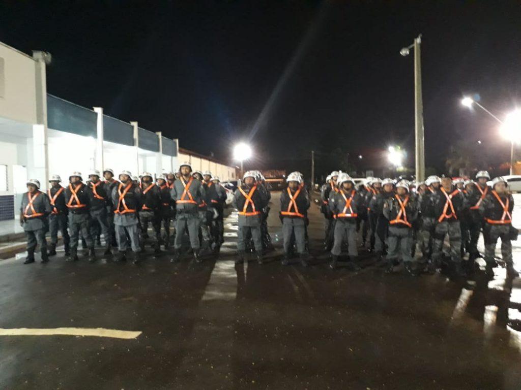 3° Batalhão de Polícia Militar Garante Segurança No Pré-Carnaval IMPERAFOLIA