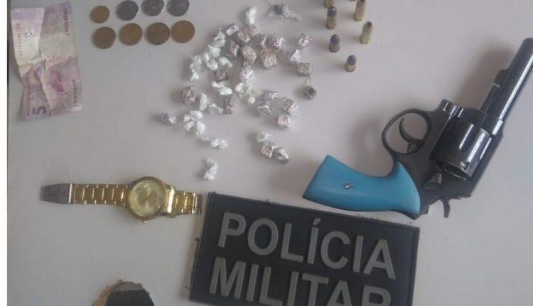 """Policiais militares do 27º BPM desarticulam """"Bando Bebezão"""" prendendo suspeitos de integrar a quadrilha acusada de praticar vários crimes na região de Bacabeira"""