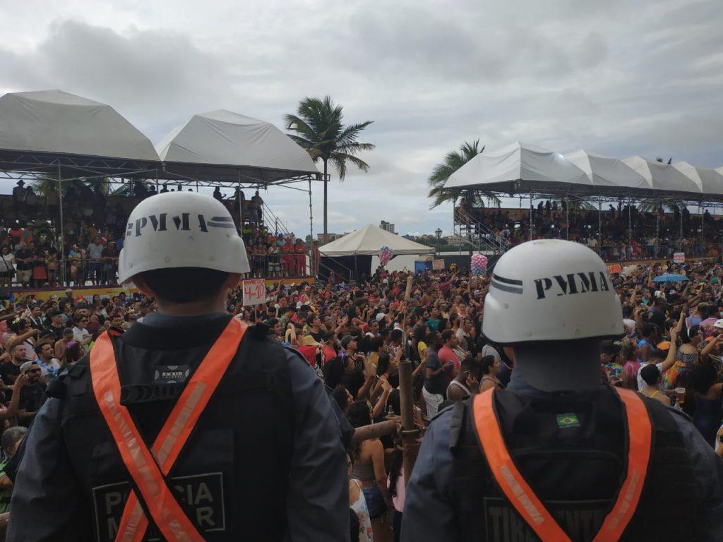 """Alegria e muita segurança marcam o """"Carnaval de Todos"""" em São Luís"""
