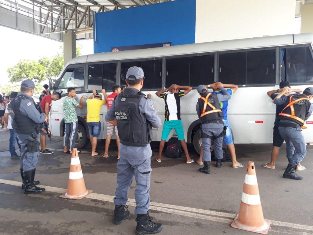PM reforça ações nas entradas e saídas de São Luís no Carnaval