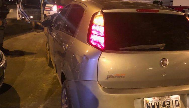 Policiais do 2º BPM recuperam veículos roubados durante o carnaval