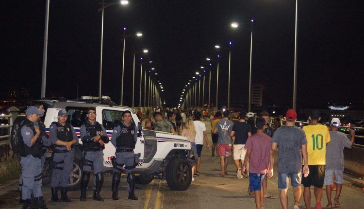 Segunda-feira de carnaval é marcada por folia com segurança na capital maranhense