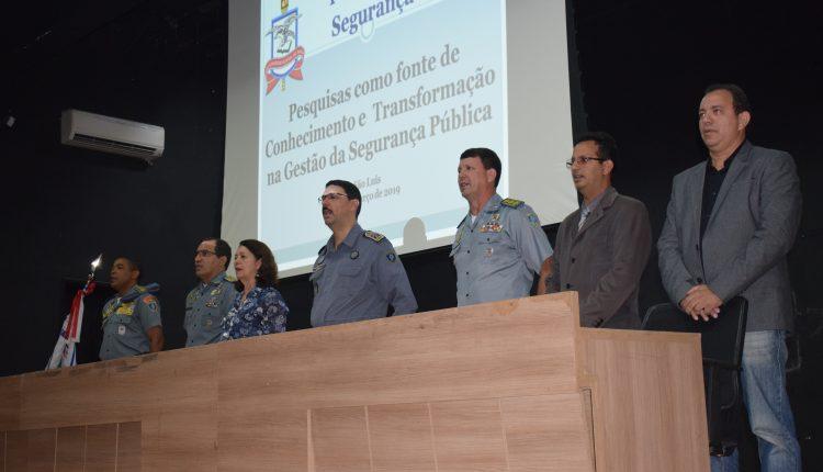 AULA INAUGURAL DA 6ª TURMA DO CURSO DE ESPECIALIZAÇÃO EM GESTÃO DE SEGURANÇA PÚBLICA – CEGESP 2019