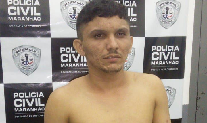 Policiais do 8º BPM prendem foragido da Penitenciária de Pedrinhas