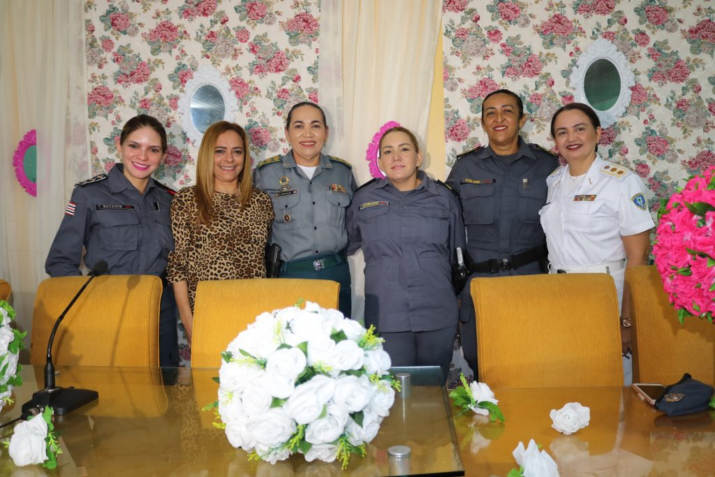 PMMA comemora dia Internacional da Mulher
