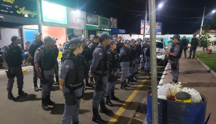 3° BPM garante ordem e segurança no carnaval 2019 em Imperatriz